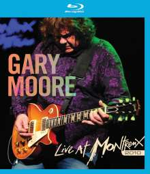 Gary Moore: Live At Montreux 2010, Blu-ray Disc