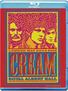 Cream: Royal Albert Hall: London, May 2005, Blu-ray Disc