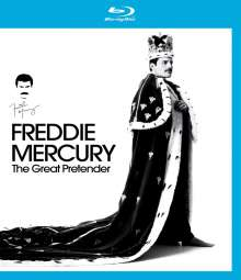 Freddie Mercury: The Great Pretender, Blu-ray Disc