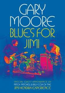 Gary Moore: Blues For Jimi: Live In London 2007, Blu-ray Disc