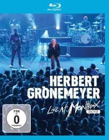 Herbert Grönemeyer: Live At Montreux 2012, Blu-ray Disc