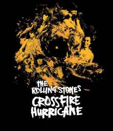 The Rolling Stones: Crossfire Hurricane (Schuberverpackung), Blu-ray Disc