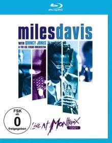 Miles Davis & Quincy Jones: Live At Montreux 1991, Blu-ray Disc