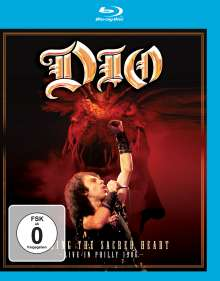 Dio: Finding The Sacred Heart: Live In Philly 1986, Blu-ray Disc