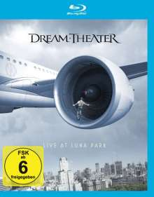 Dream Theater: Live At Luna Park 2012, Blu-ray Disc