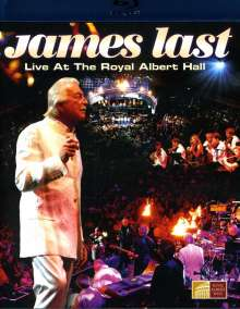 James Last: Live At The Royal Albert Hall 2007, Blu-ray Disc