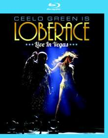 CeeLo Green: Loberace: Live In Vegas, Blu-ray Disc