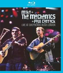 Mike & The Mechanics: Live At Shepherds Bush London 2004, Blu-ray Disc