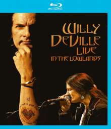 Willy DeVille: Live In The Lowlands, Blu-ray Disc