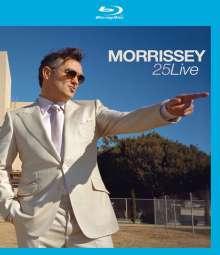 Morrissey: 25 Live, Blu-ray Disc