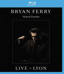 Bryan Ferry: Nuits De Fourvière: Live In Lyon 2011 (Deluxe-Edition), Blu-ray Disc