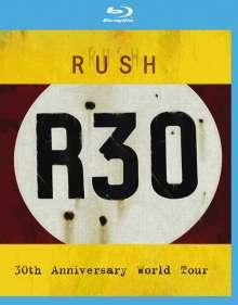 Rush: R30: 30th Anniversary World Tour 2004, Blu-ray Disc