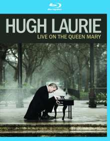 Hugh Laurie: Live On The Queen Mary, Blu-ray Disc