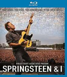 Bruce Springsteen: Springsteen & I: The Music. The Fans. The Soundtrack To So Many Lives., Blu-ray Disc