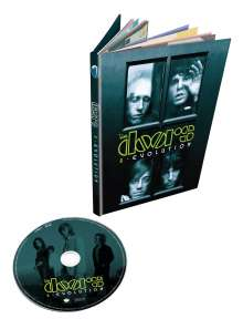 The Doors: R-Evolution (Deluxe Edition), Blu-ray Disc