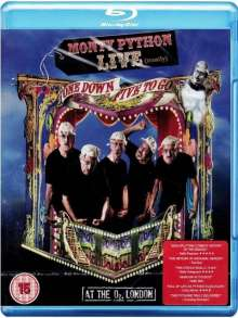 Monty Python - Live (Mostly) One Down Five to Go (OmU) (Blu-ray), Blu-ray Disc