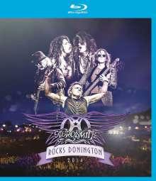 Aerosmith: Rocks Donington 2014, Blu-ray Disc