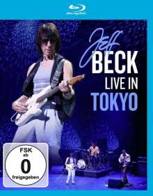 Jeff Beck: Live In Tokyo - 9.4.2014, Blu-ray Disc