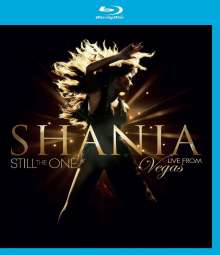 Shania Twain: Still The One: Live From Vegas 2012, Blu-ray Disc
