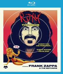 Frank Zappa (1940-1993): Roxy - The Movie, Blu-ray Disc