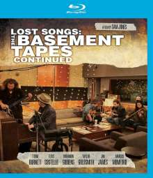 Lost Songs - The Basement Tapes Continued, Blu-ray Disc