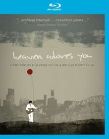 Elliott Smith: Heaven Adores You - A Documentary Film, Blu-ray Disc