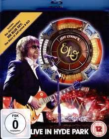 Jeff Lynne: Live In Hyde Park 2014, Blu-ray Disc