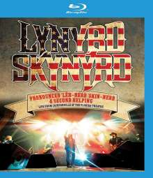 Lynyrd Skynyrd: Pronounced... / Second Helping - Live From The Florida Theater 2015, Blu-ray Disc