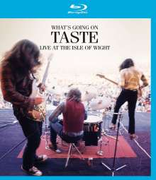 Taste: What's Going On: Live At The Isle Of Wight 1970, Blu-ray Disc