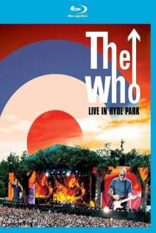 The Who: Live In Hyde Park, Blu-ray Disc