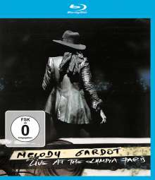 Melody Gardot (geb. 1985): Live At The Olympia Paris 2015, Blu-ray Disc