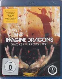 Imagine Dragons: Smoke + Mirrors Live (Toronto 2015), Blu-ray Disc