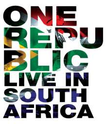 OneRepublic: Live In South Africa, Blu-ray Disc