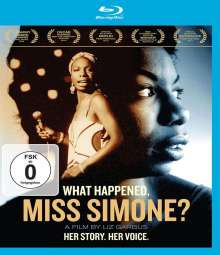 Nina Simone (1933-2003): What Happened, Miss Simone?, Blu-ray Disc