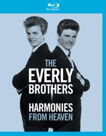 The Everly Brothers: Harmonies From Heaven, Blu-ray Disc