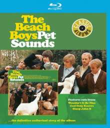 The Beach Boys: Classic Albums: Pet Sounds, Blu-ray Disc