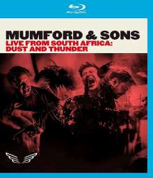 Mumford & Sons: Live In South Africa: Dust And Thunder, Blu-ray Disc