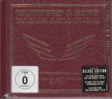 Mumford & Sons: Live In South Africa: Dust And Thunder (Limited-Deluxe-Edition), 2 Blu-ray Discs