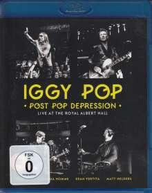 Iggy Pop: Post Pop Depression: Live At The Royal Albert Hall, Blu-ray Disc
