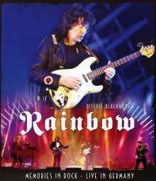 Ritchie Blackmore: Memories In Rock - Live In Germany 2016, Blu-ray Disc