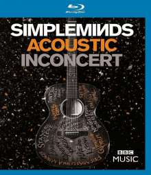 Simple Minds: Acoustic In Concert, Blu-ray Disc