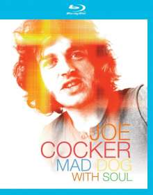 Joe Cocker: Mad Dog With Soul, Blu-ray Disc