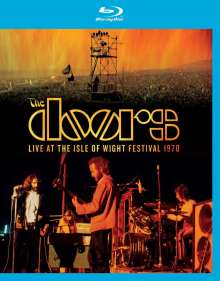 The Doors: Live At The Isle Of Wight Festival 1970, Blu-ray Disc