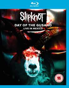 Slipknot: Day Of The Gusano: Live In Mexico 2015, Blu-ray Disc