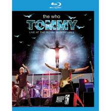 The Who: Tommy: Live At The Royal Albert Hall 2017, Blu-ray Disc