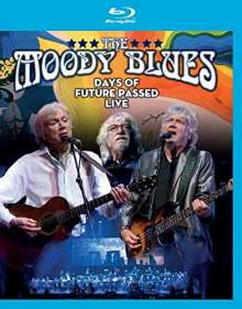 The Moody Blues: Days Of Future Passed - Live, Blu-ray Disc