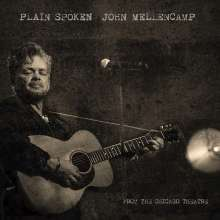 John Mellencamp (aka John Cougar Mellencamp): Plain Spoken: Live At The Chicago Theatre 2016, CD
