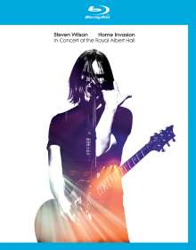 Steven Wilson: Home Invasion: In Concert At The Royal Albert Hall 2018, Blu-ray Disc