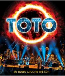 Toto: 40 Tours Around The Sun, Blu-ray Disc