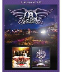 Aerosmith: Rocks Donington 2014 / Rock For The Rising Sun: Live In Japan 2011, 2 Blu-ray Discs